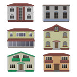 Haus und Baukasten Stockbilder
