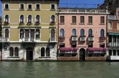 Haus in Venedig Italien stockbilder