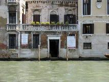 Haus in Venedig Italien lizenzfreie stockbilder