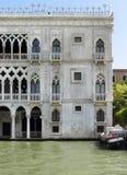 Haus in Venedig Italien stockfotos