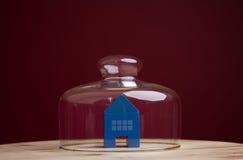 Haus-Versicherung Lizenzfreie Stockbilder