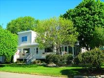 Haus vollständig… Lizenzfreie Stockbilder
