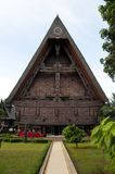 Haus von Batak Stockfotos