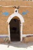 Haus von Berbers stockfotografie