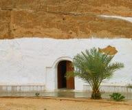 Haus von Berbers stockbild