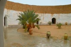 Haus von Berbers stockfoto