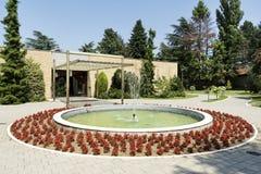 Haus von Blumen, Belgrad, Serbien Lizenzfreies Stockbild