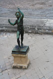 Haus von Faun, Pompeji Lizenzfreies Stockfoto