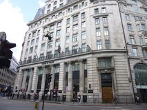 Haus von Fraser in London Stockbild
