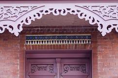 Haus von Indien Stockbilder
