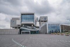 Haus von Musik, Aalborg Dänemark stockfoto