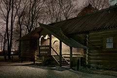 Haus von Peter I Stockbilder