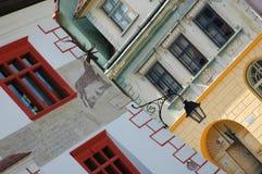 Haus von Rotwild 2 Lizenzfreie Stockfotos