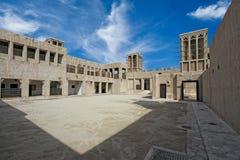 Haus von Sheikh Saeed Al Maktoum Lizenzfreie Stockfotos