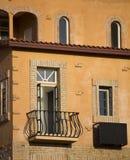 Haus von Toskana-Art Lizenzfreies Stockbild