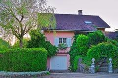 Haus von Turbenthal in Winterthur in Zürich-Bezirk von der Schweiz Stockbild