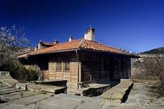 Haus von Veliko Tarnovo Lizenzfreies Stockbild