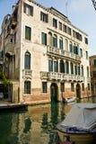 Haus von Venedig Stockfotografie