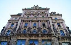 Haus in Wien stockbilder