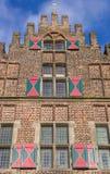 Haus zu den fünf Ringen in Goch Royalty Free Stock Photography