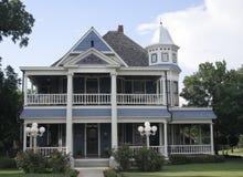 Haus zwei der Königin-Anne Stockfotografie