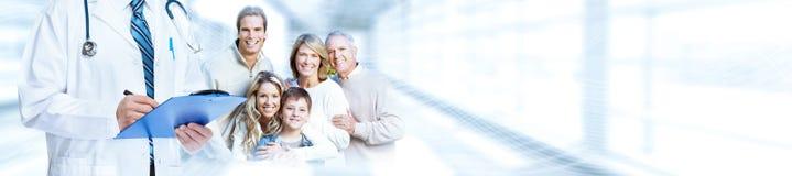 Hausarzt lizenzfreies stockbild