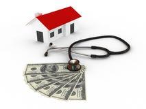 Hausarzt Money Stockfotos