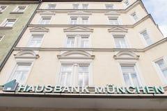 Hausbank München Royalty Free Stock Photos