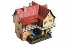Hausbaumuster Lizenzfreie Stockfotos