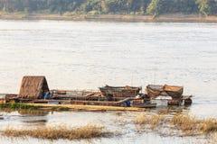 Hausboot Lizenzfreies Stockbild