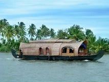 Hausboot Stockbild