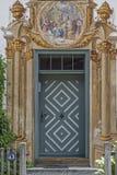 Hausdetail i Oberammergau Royalty Free Stock Image