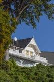 Hause blanc Photos libres de droits