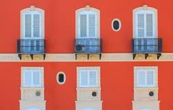 Hausfassade Lizenzfreie Stockfotografie