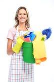Hausfrau Lizenzfreies Stockbild