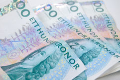 Haushaltpläne getrennt Lizenzfreie Stockfotos