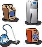 Haushaltsgeräte Lizenzfreie Stockbilder