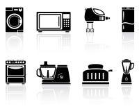 Haushaltsgeräte Lizenzfreies Stockbild