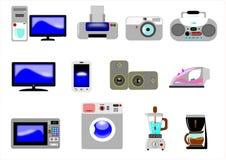 Haushaltsgeräte Stockfoto