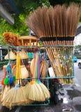 Haushaltswarestraßenverkäufer Lizenzfreie Stockbilder