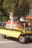 Hausham/Allemagne/Bavière 9 août : copie de l'église catholique Image libre de droits
