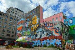 Hausmania em Oslo Imagens de Stock