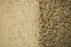 Hausmauerbeschaffenheitsabschluß oben lizenzfreies stockbild