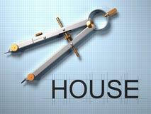 Hausprojekt vektor abbildung