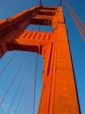 Hausse de Golden Gate Photos stock