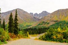 Hausse de l'Alaska Photo stock