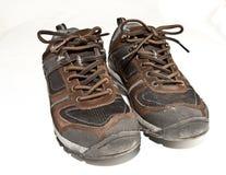 Hausse des chaussures Image libre de droits