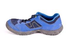 Hausse des chaussures extérieures pour des enfants Images stock
