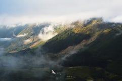Hausse du chemin à Ben Nevis photos libres de droits