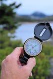 Hausse du compas Image stock
